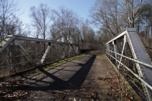 Very Creepy Abandoned Bridge